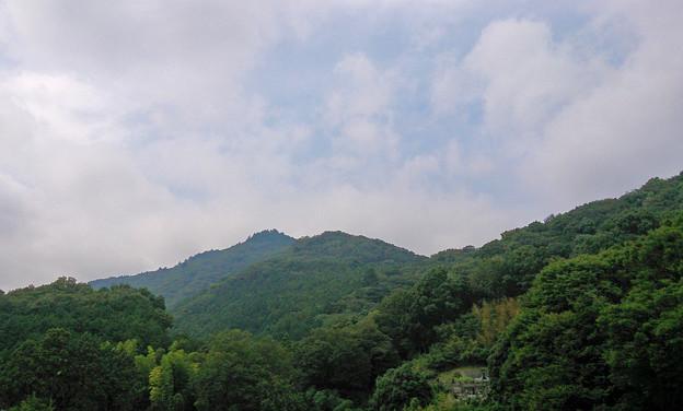 神奈川県厚木市 鐘ケ嶽(浅間山)