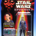 Photos: Hasbro_STAR WARS EPISODE I comm tech Padme Naberrie with POD RACE VIEW SCREEN_001
