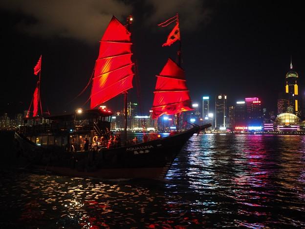 China fish boat
