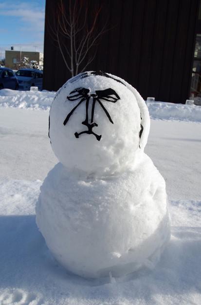 雪だるま キャラクター 5