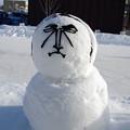 Photos: 雪だるま キャラクター 5