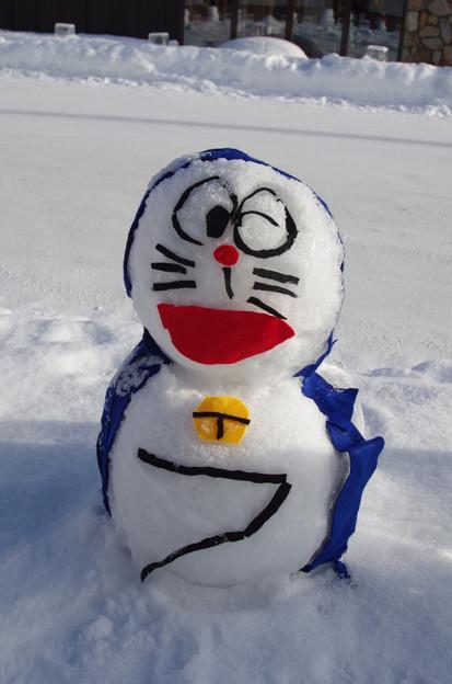 雪だるま キャラクター 6