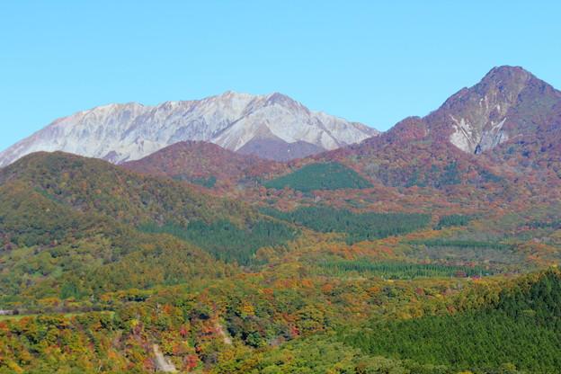 七色の伯耆大山