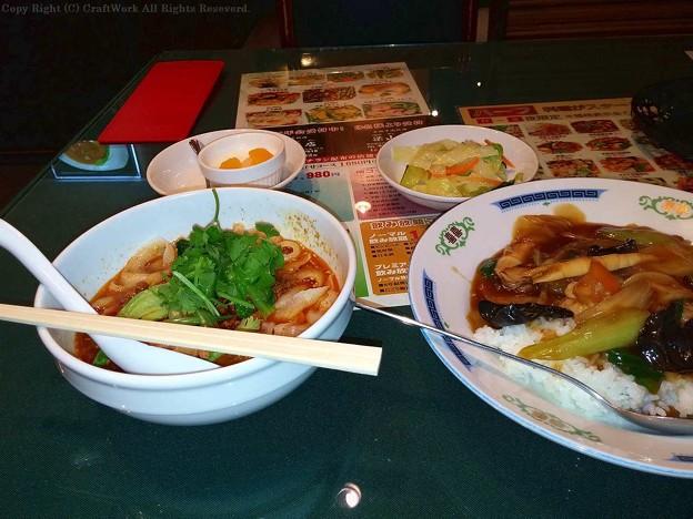 中国料理梁山泊 刀削麺