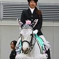 写真: 川崎競馬の誘導馬04月開催 桜Verその1-120409-13-large