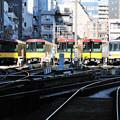 東京メトロ銀座線の車両基地