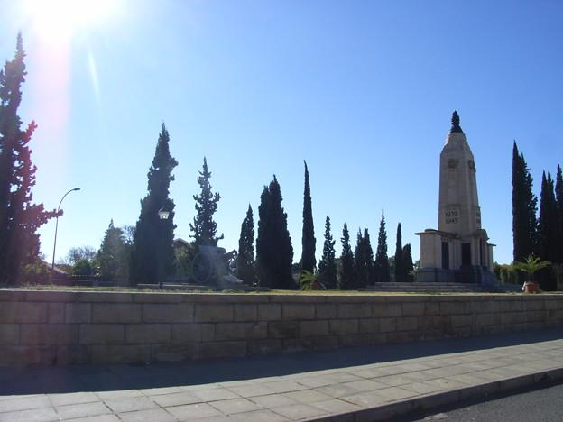 キンバリー 戦争記念碑