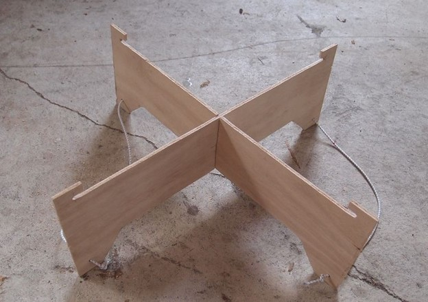 06)脚組み立て2