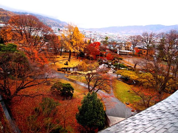写真: 09_高島城