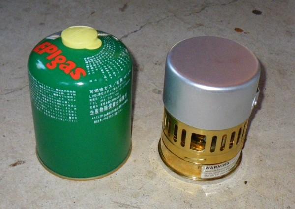 SVEA 123R OD缶