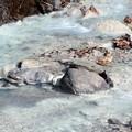 Photos: 硫黄の川