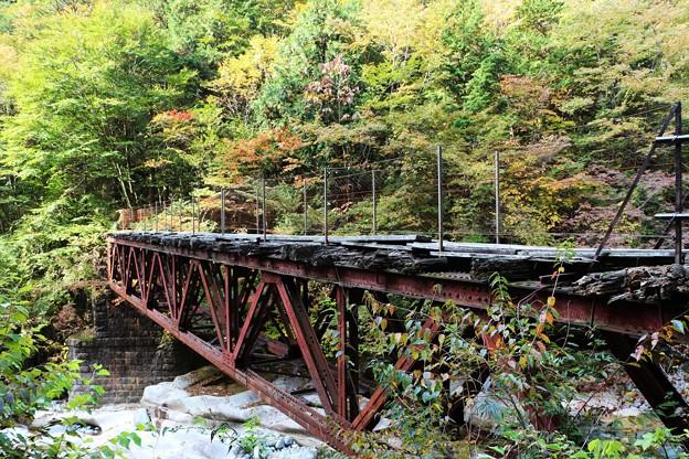 森林鉄道跡