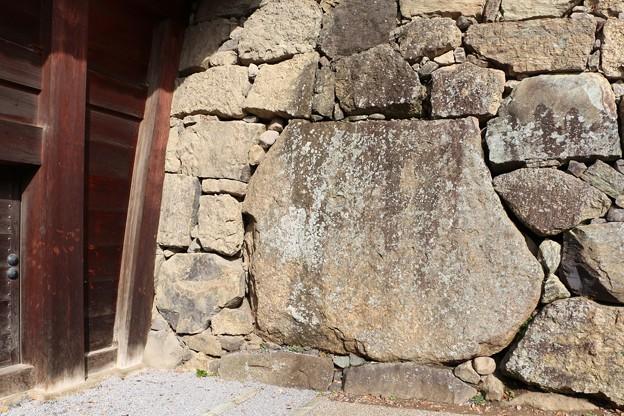 巨石「真田石」