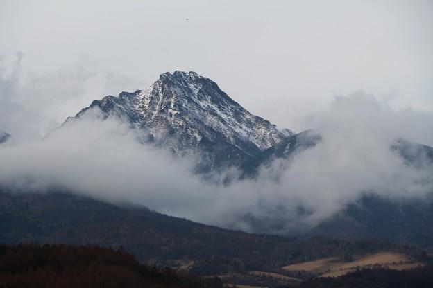 八ヶ岳主峰「赤岳」