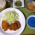 Photos: ミックスフライ定食風・・・