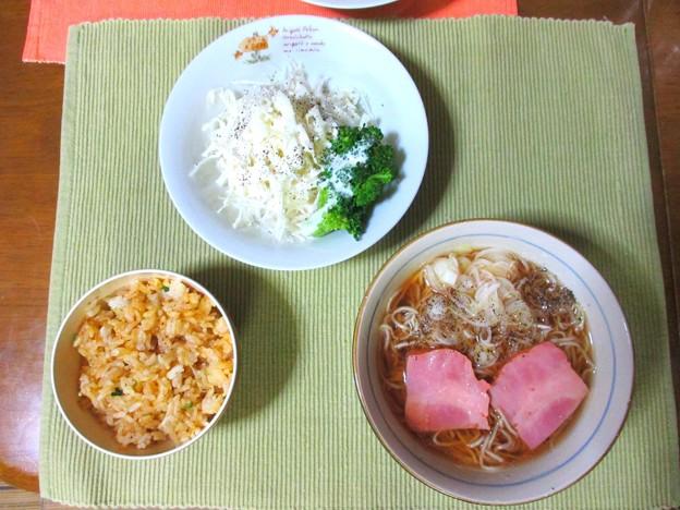 ラーメン&ミニ炒飯