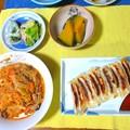 中華定食風