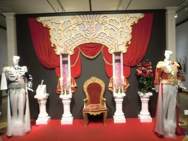 宝塚歌劇100年展 夢、かがやきつづけて