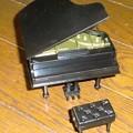 ポーズスケルトン グランドピアノセット