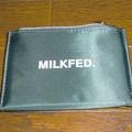 Photos: mini ミルクフェド特製 ヴィンテージミッキー おしゃれ財布