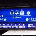 Photos: 甲子園駅 Koshien Sta.