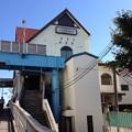 写真: 大井競馬場前駅