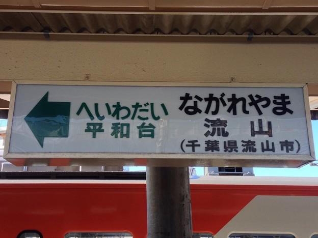 Photos: 流山駅 Nagareyama Sta.