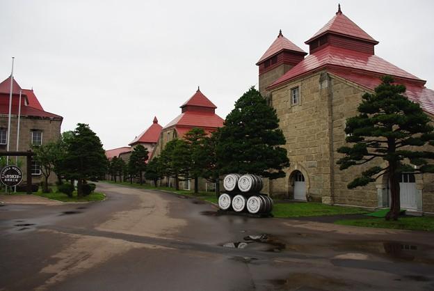 赤煉瓦の醸造所
