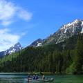 String Lake in Wyoming