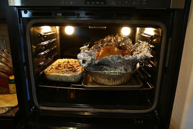 Thanksgiving in Arizona 2014...準備中