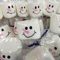 Snowman Marshmallows♪