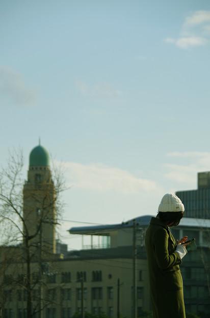 彼女とクイーンの塔