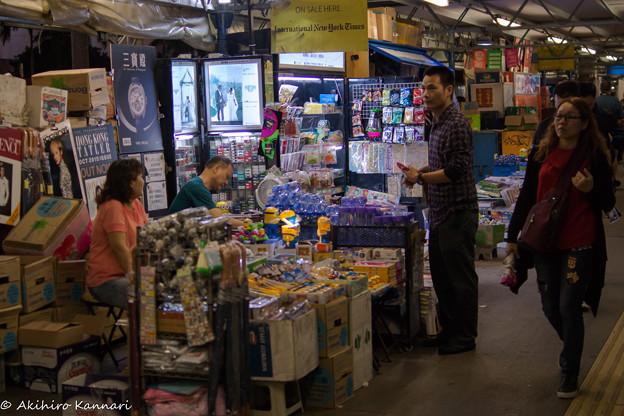 町ぶら 香港 2015