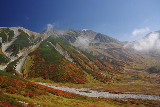 立山の紅葉がスゴイ