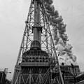 Photos: 煙突と煙
