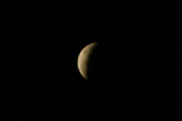 Photos: 皆既月食20141008B