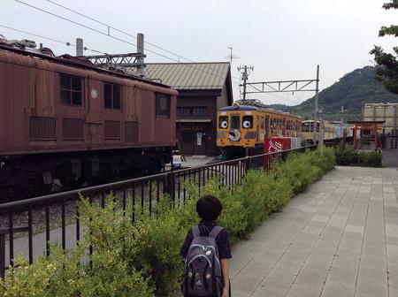 20140720近江鉄道ミュージアム(2)