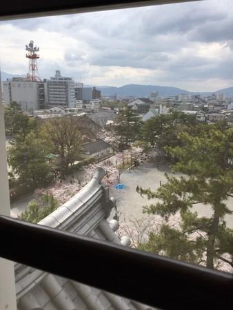 20160414大垣城?