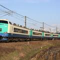 Photos: 485系3000番台ニイR-22編成 特急いなほ10号