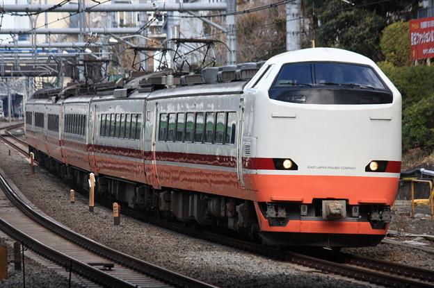 Photos: 485系ヤマG58編成 特急きぬがわ4号