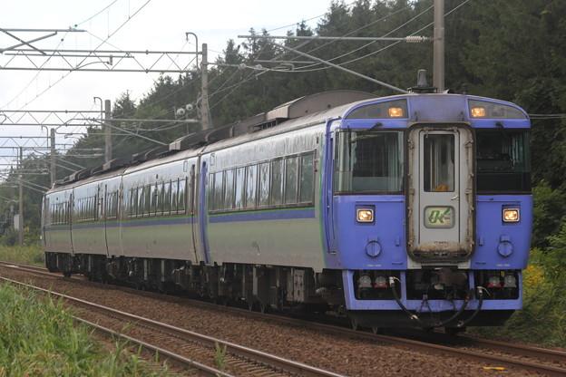 キハ183形キハ183-4558 特急オホーツク3号