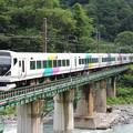 Photos: E257系モトM107編成 回送