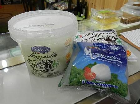 モッツァレラ(札幌チーズ)