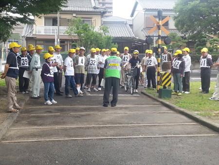 20140628_084818 安城市交通安全きらめき自転車大会