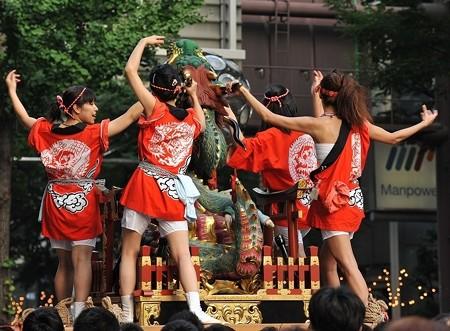 なごや昇竜みこし 2010 (3) 680-500