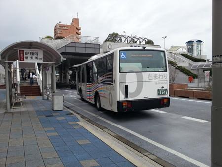 20141020_123025 安城駅 - みぎまわり循環線バス