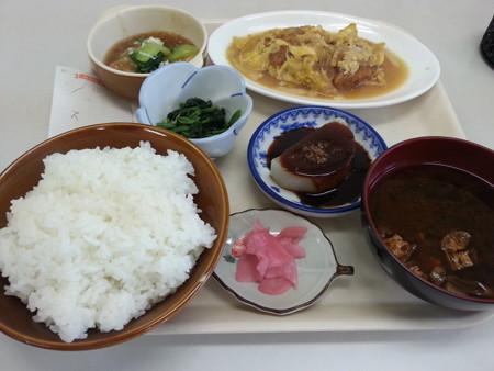 20141024_111421 六ッ美食堂 - ひがわり定食