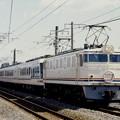信越線 さよならやすらぎ EF60-19&EF65-1118 プッシュプル