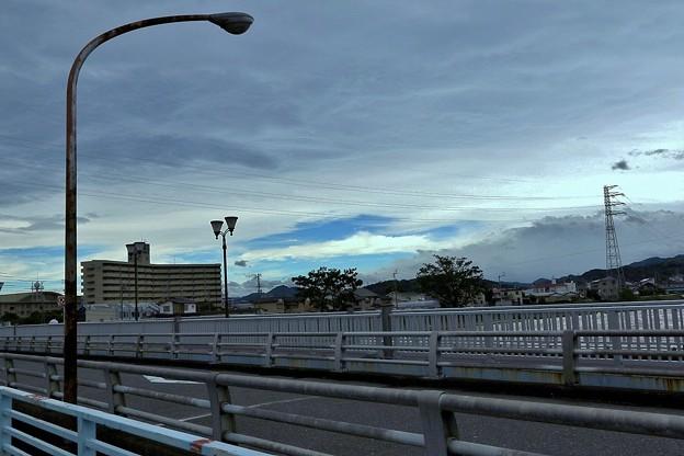 台風12号の朝.5