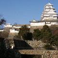 年末の姫路城(7)